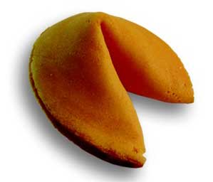 First Fortune Cookie was Japanese-made
