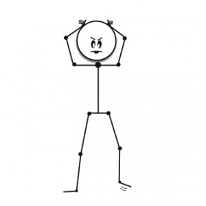 Stick Man Is Alive! Watch Him Talk With You