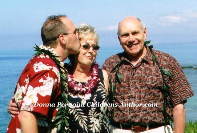 Donna Perugini and Richard Perugini Mike's Wedding