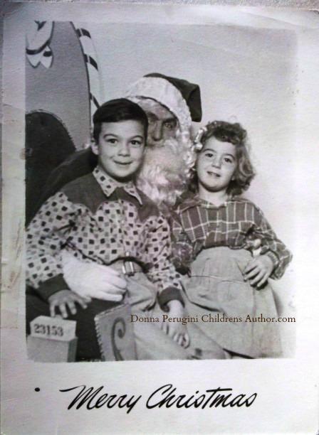 Bob, Donna and Santa
