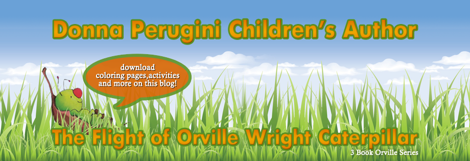 Donna Perugini Children's Author