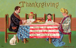 Presidents, Continental Congress on Thanksgiving