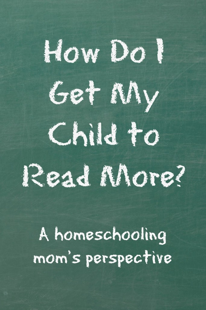 How Do I Get My Child to Read More?